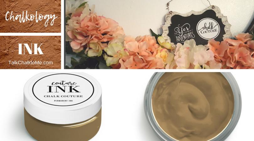 Chalk Couture Chalkology Ink - Jana Zuercher - Designer - talkchalktome dot com