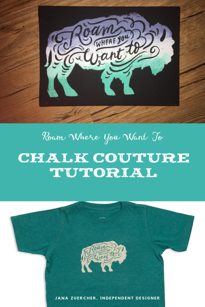 chalk couture tutorial videos