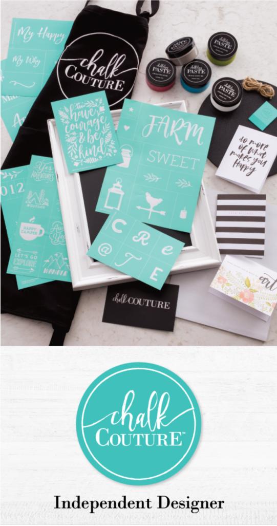 chalk couture starter kit- chalk couture canada launch