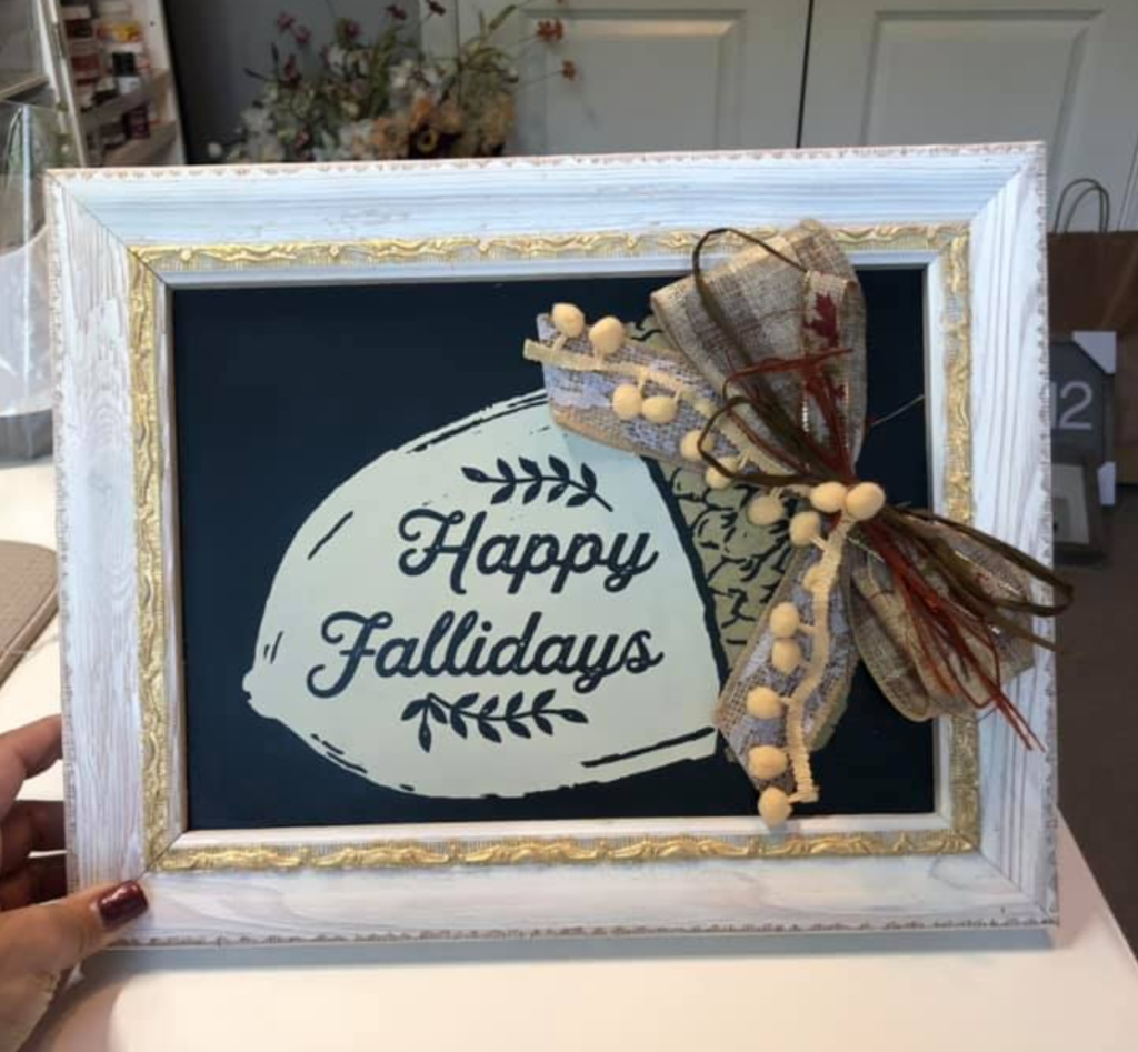 Happy Fallidays Club Couture Subscription