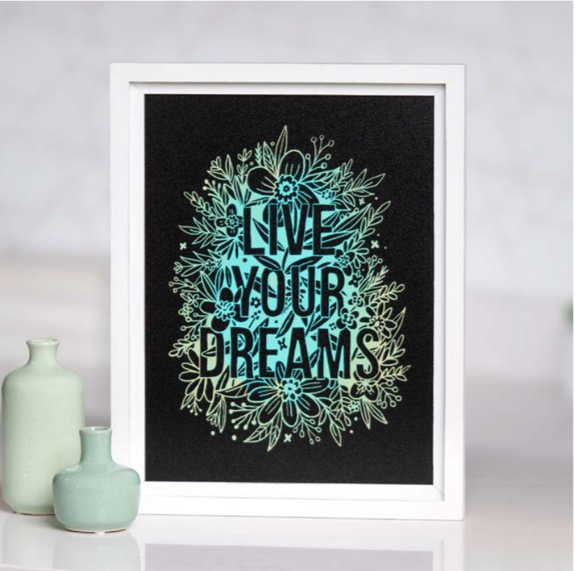 Live Your Dreams Perfect Creative Christmas Present to Yourself