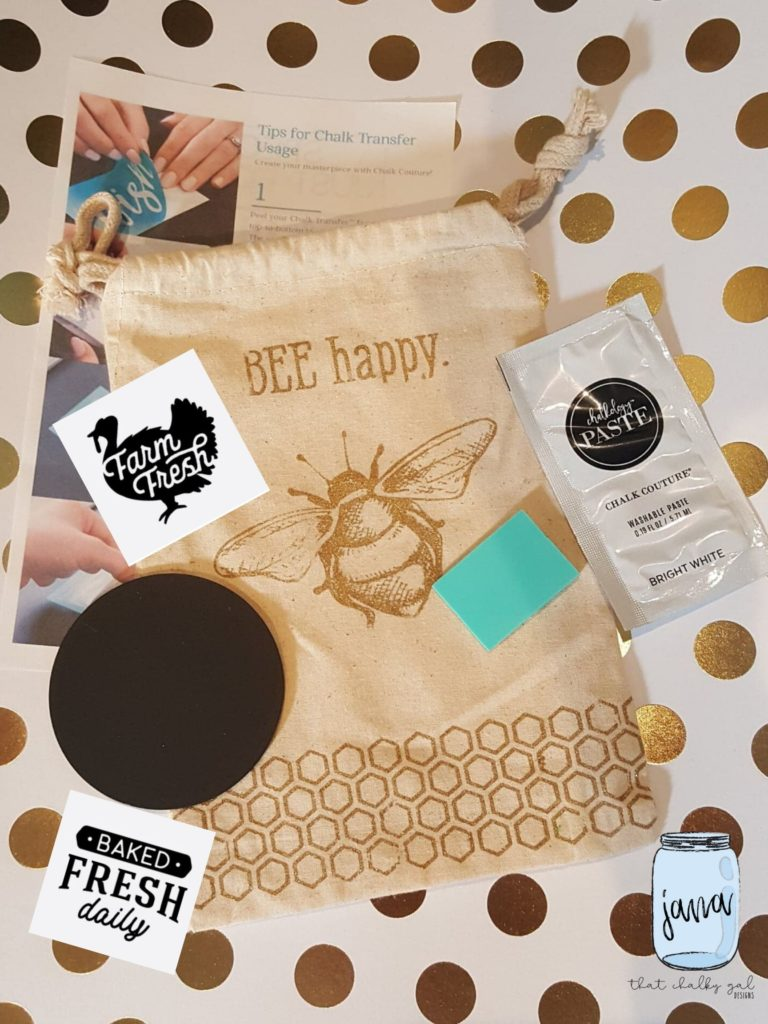 Upgraded Chalk Couture Try It Kit - sample Kit - that chalky gal - talk chalky to me dot com